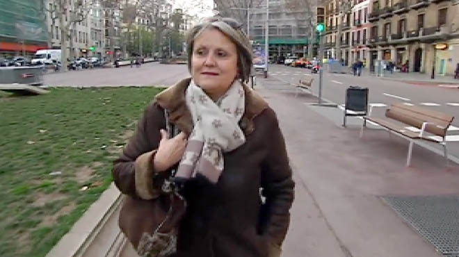 Una veïna de Barcelona, tercera víctima del 'noi de la puntada de peu'