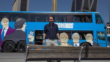 A la felicitat en autobús