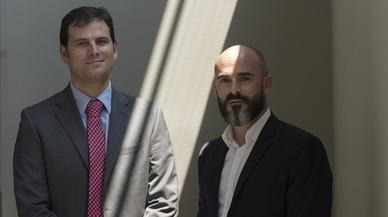 El cardiòleg Borja Ibáñez i el físic Romain Quidant guanyen els premis Banc Sabadell d'investigació