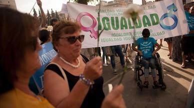 Juana Rivas, un emblema de doble tall