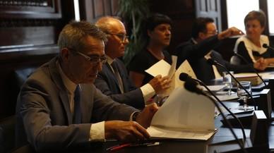 Els lletrats del Parlament que s'han rebel·lat contra Forcadell