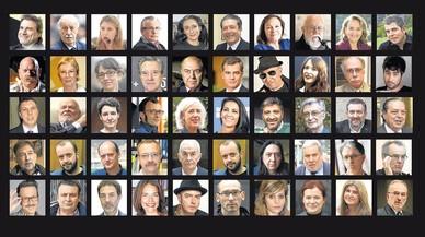 50 mirades de fora de Catalunya sobre el 2-O