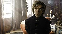 El actor Peter Dinklage encarna al personaje Tyrion Lannister.