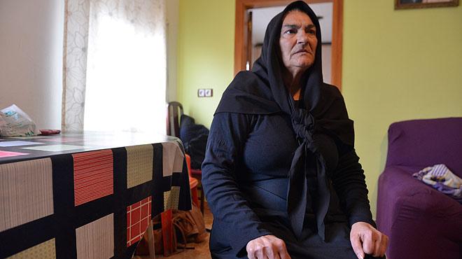 Avan� de l'entrevista amb Ramona, mare del 'baltasar' fallecido al Port Ol�mpic