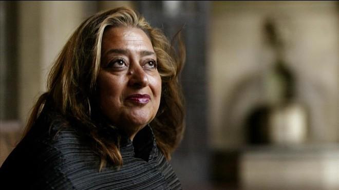Mor la prestigiosa arquitecta Zaha Hadid