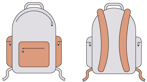 La mochila perfecta para la vuelta al cole