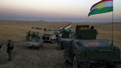 L'Exèrcit de l'Iraq i els seus aliats avancen cap a Mossul