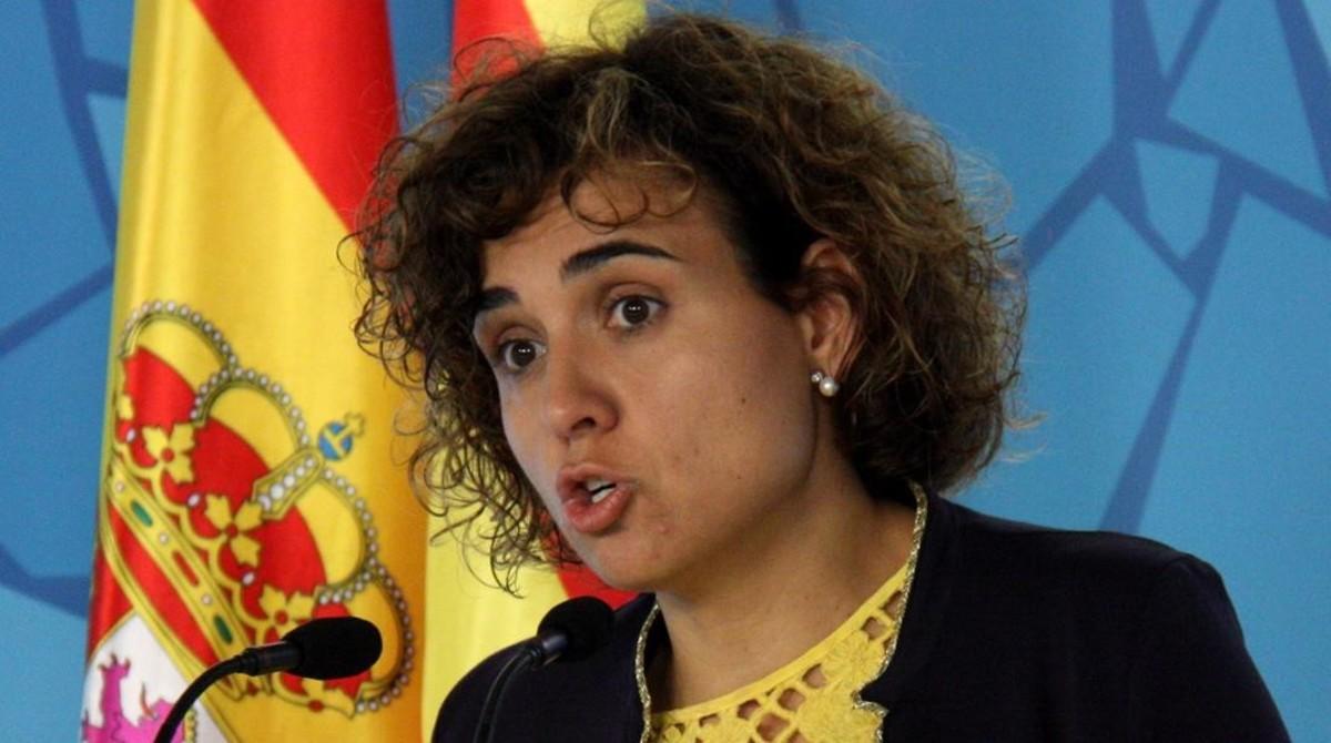 """Montserrat: """"En dos meses tendremos el pacto de Estado contra la violencia género"""""""