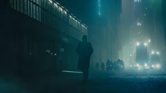 Blade runner 2049. Announcement