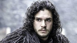 Jon Snow, en una imagen promocional de Juego de tronos