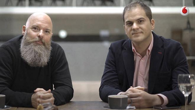 Lucas Aisa y Jesús Martín, especialistas en usuarios y compradores, conversan sobre cómo analizar los datos que recogemos