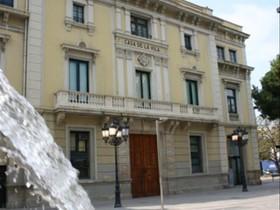 Imagen de archivo de la fachada del ayuntamiento.