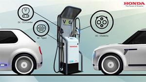 Sistema de carga bidireccional de Honda