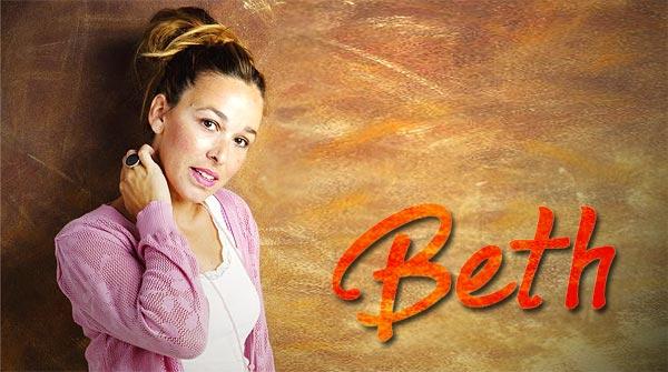 Beth en la intimitat
