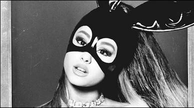 Imagen del cartel de la gira de Ariana Grande.