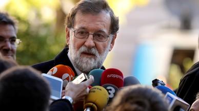"""Rajoy assegura que passi el que passi el 21-D parlarà """"amb tothom"""""""