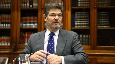 Catalá i Maza compareixen al Congrés pel 'cas Lezo' i la polèmica de Moix