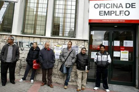 El calendario a n vac o for Oficina de empleo madrid inem