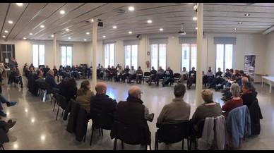 Confluència d'esquerres a Mataró: ningú vol afluixar la corda