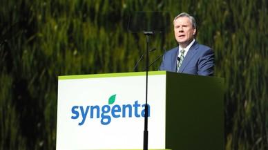 El consejero delegado de Syngenta, Mike Mack.
