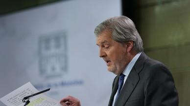 El Govern nega un pacte amb el PSOE sobre la Constitució