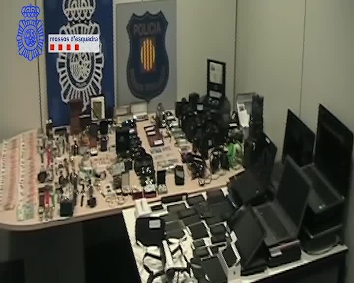 Cae una banda georgiana de ladrones de pisos de barcelona - Pisos para una persona madrid ...