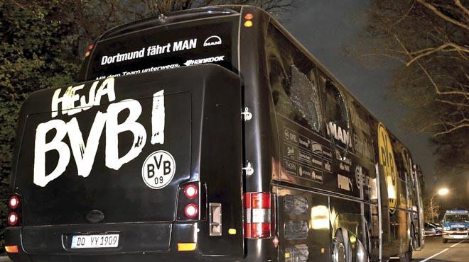 Detienen a sospechoso de perpetrar el atentado de Dortmund