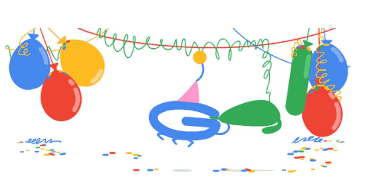 Google celebra avui el seu 18è aniversari, però no sempre ho ha celebrat el 27 de setembre
