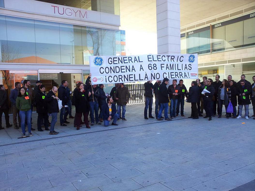 Huelga de los trabajadores de general electric en cornell - General electric madrid ...