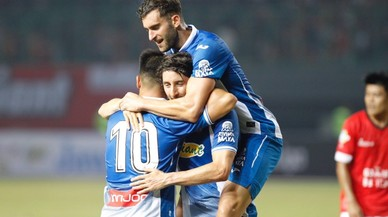 L'Espanyol s'estrena amb una golejada a Indonèsia (0-7)