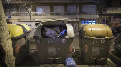 Un indigente halla con vida a un bebé en un contenedor en Ourense