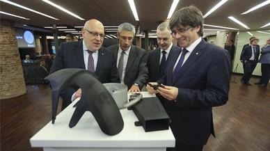 La Generalitat creará un 'hub' mundial de impresión 3D en Barcelona