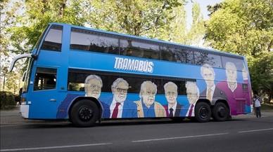 Los mejores memes del 'tramabús' de Podemos