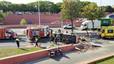 Un accident a la Ronda Litoral de Barcelona causa retencions de set quilòmetres