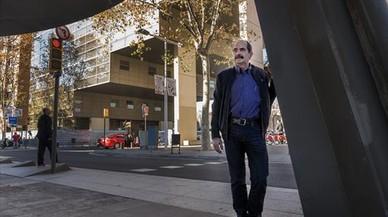 """Jordi Giró: """"Emociona veure que el barri s'uneix per millorar la seva vida"""""""