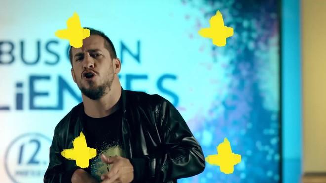 'Se buscan valientes', el videoclip promocional de El Langui en la nueva campaña contra el acoso escolar.