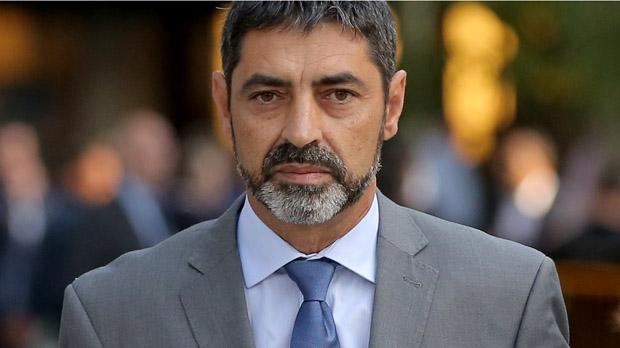 La jutge envia a la presó Jordi Sànchez i Jordi Cuixart