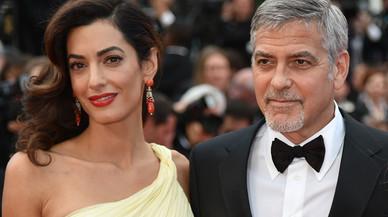Los Clooney, al rescate