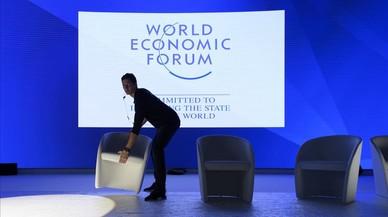 El Foro de Davos advierte a España de su crecimiento desigual