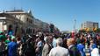 Más de 3.000 personas se movilizan en Terrassa por la municipalización del agua