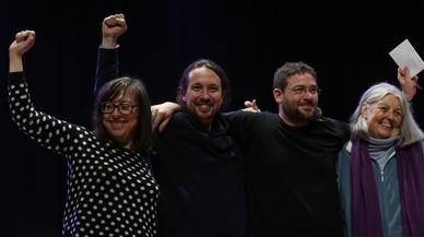 Vistalegre II se juega en Catalunya
