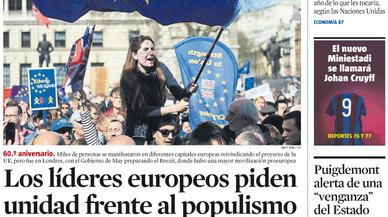 Contundent 'no' de Rajoy a avançar eleccions i al referèndum català
