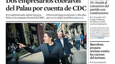 Les proves del finançament il·legal de CDC acorralen Mas, consigna el quiosc
