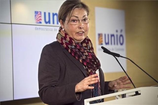 """La portavoz de Unió, Marta Llorens: """"Falté a la presunción de inocencia. Lo siento"""""""