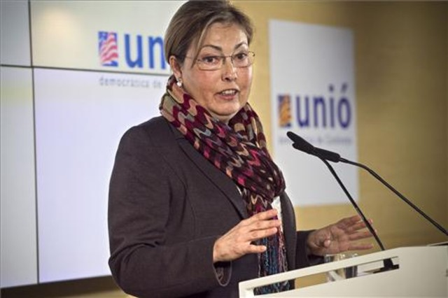 "La portavoz de Uni�, Marta Llorens: ""Falt� a la presunci�n de inocencia. Lo siento"""