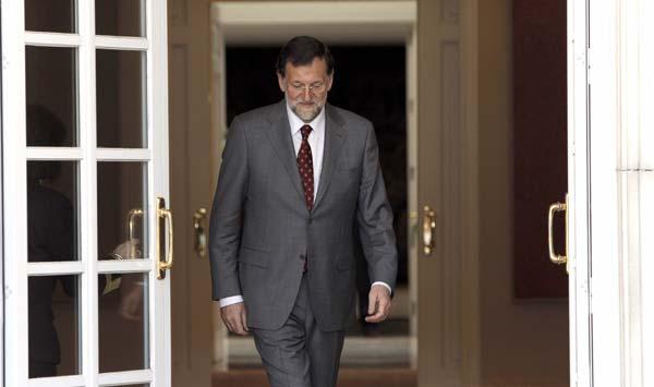 Rajoy es nega a investigar el forat de Bankia