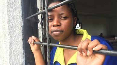 Rebecca, la Pasionaria congolesa