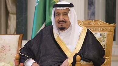 El pacifismo saudí