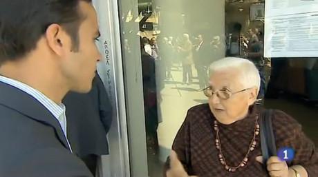 """""""Envié mi dinero a España nueve días antes del 'corralito'"""""""