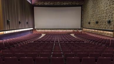 ¿Cap on va el cine?